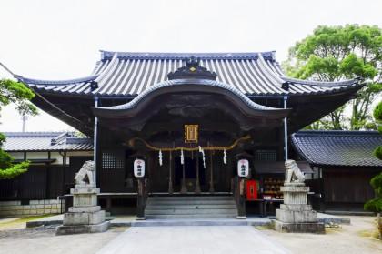 降松神社(下松市)