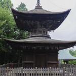 花岡八幡宮(閼伽井坊塔婆)