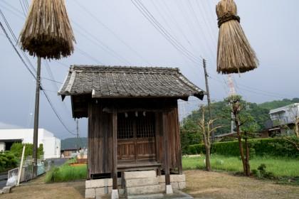 祇園神社 祠